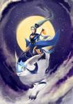 Mid Autumn Festival with Luna and Nova
