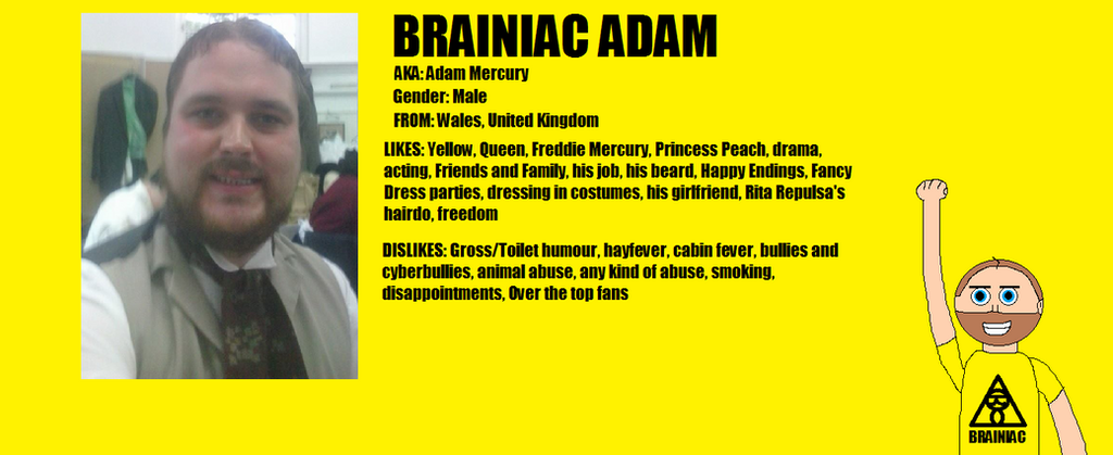 BrainiacAdam's Profile Picture