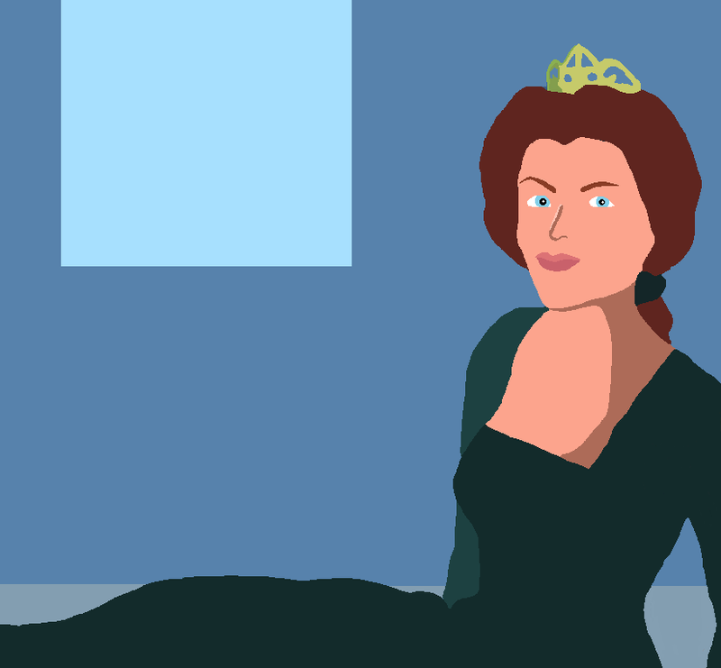Princess Fiona Human Icon by CatGal15 on DeviantArt