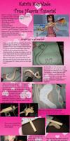 Kairi's Keyblade Tutorial by SerenityPhoenix