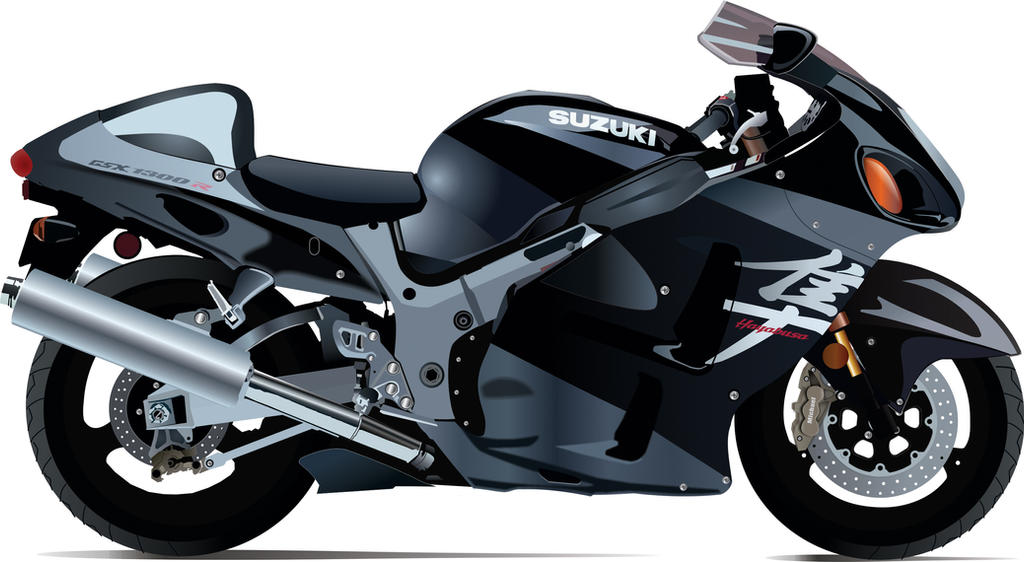 Suzuki Hayabusa GSX 1300 R By MichaelHart527 On DeviantArt