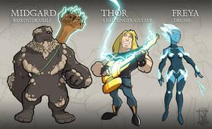 Odin's Wrath