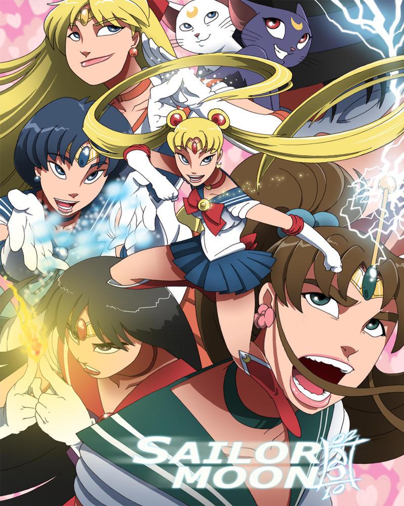 Sailor Moon Valentine By SeriojaInc ...