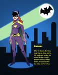 Batman 1966 - Batgirl