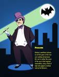 Batman 1966 - Penguin