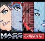 Mass Effect set PREVIEW