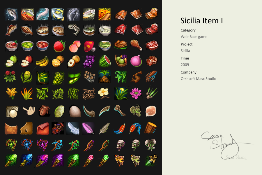 Sicilia Item II by cseec