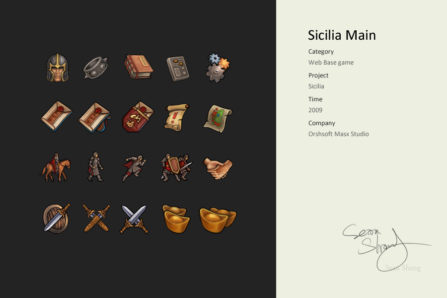 Sicilia Main by cseec