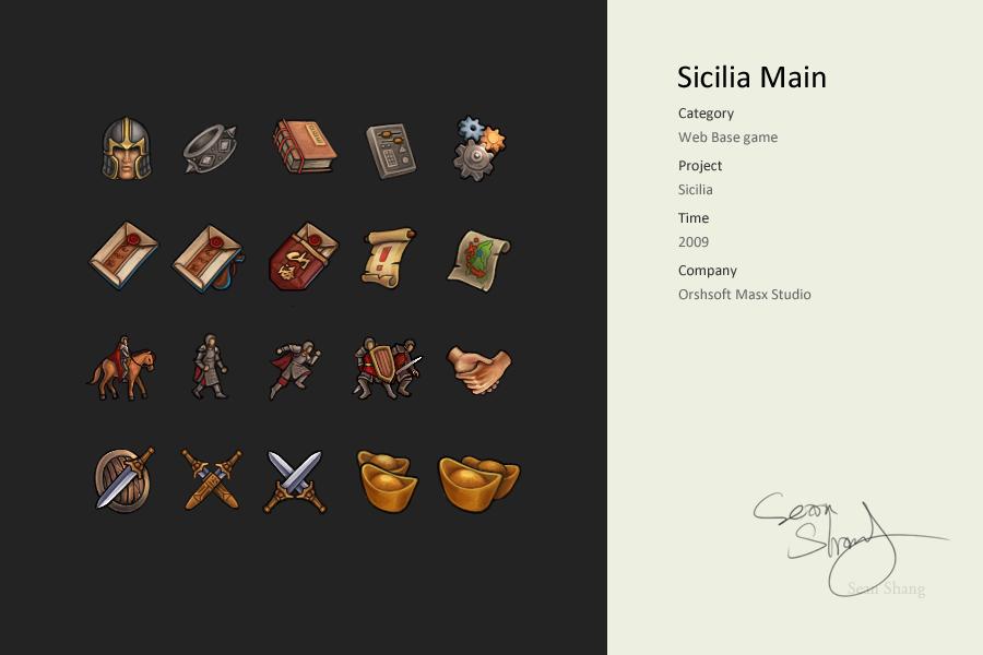 Sicilia Main by cseec