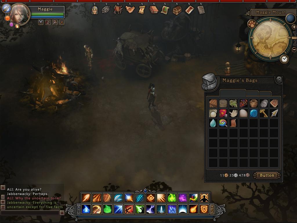 Game Interface By Cseec On Deviantart