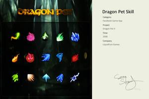 Dragon Pet Skill by cseec