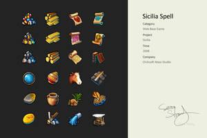 Sicilia Spell by cseec