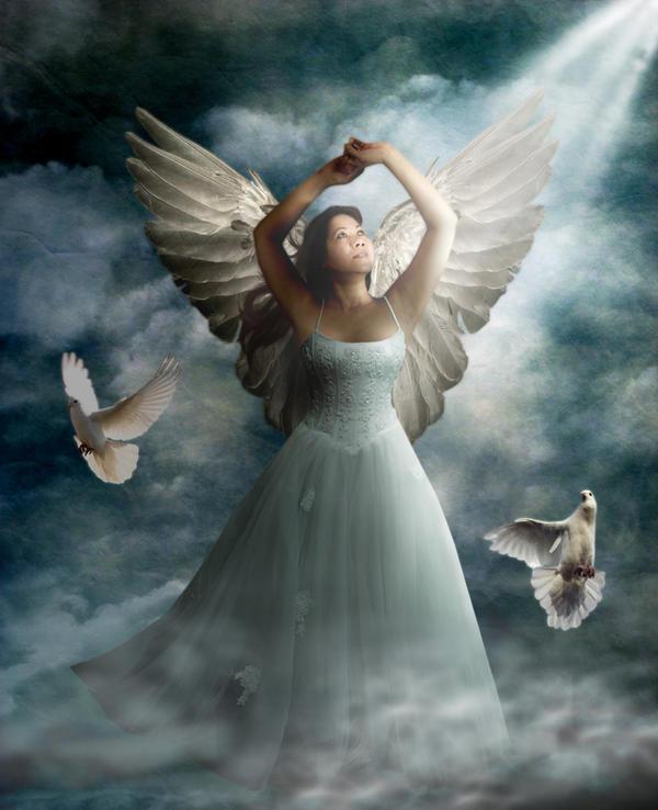 Angel of light by pygar on deviantart