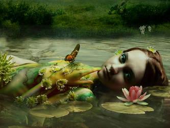 Water Spirit by Pygar