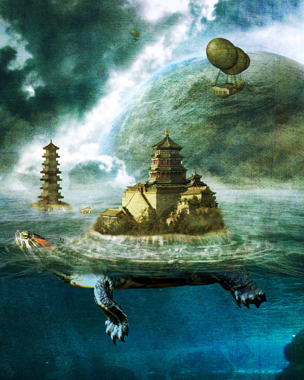 Waterworld by Pygar