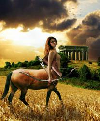 Centaur Archer by Pygar
