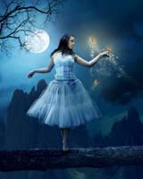 Moonlight Dance by Pygar