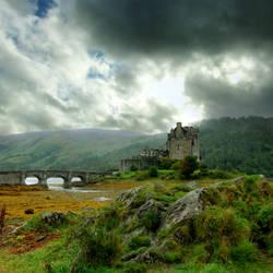 Eilean Donan Castle by Pygar