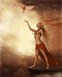 The Messenger by Pygar