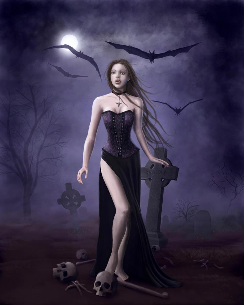 vampires by pygar on deviantart