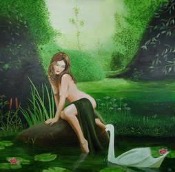 Leda and the Swan AP