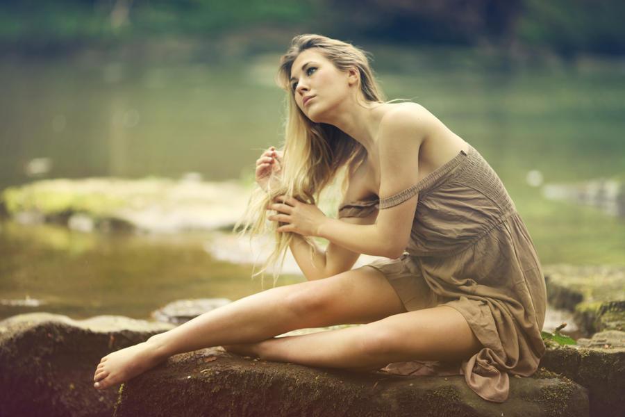 River Mermaid by Pygar