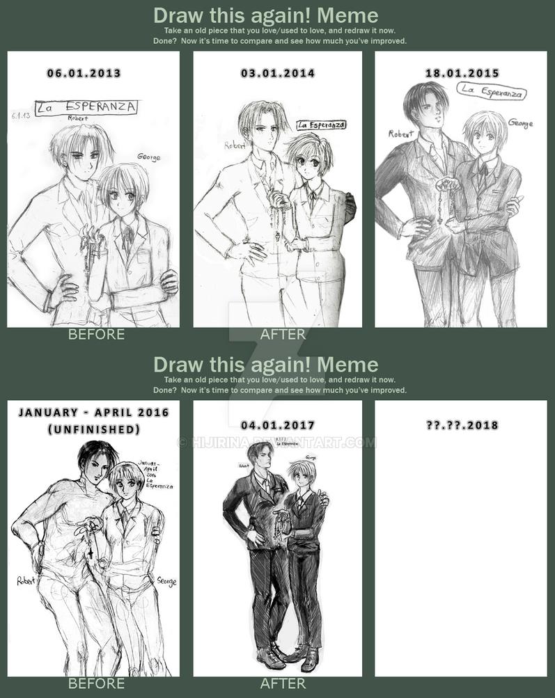 Meme again by Hijirina