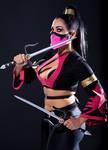 Mileena Mortal Kombat Deception Cosplay
