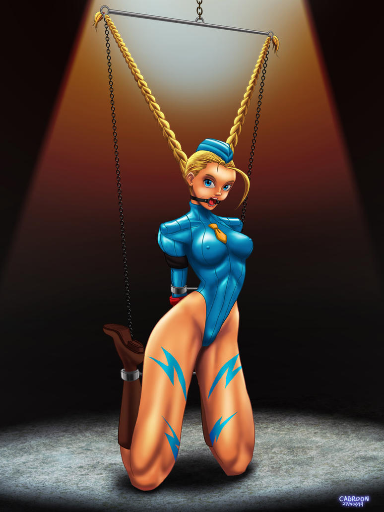 Killer Bee by cabroon
