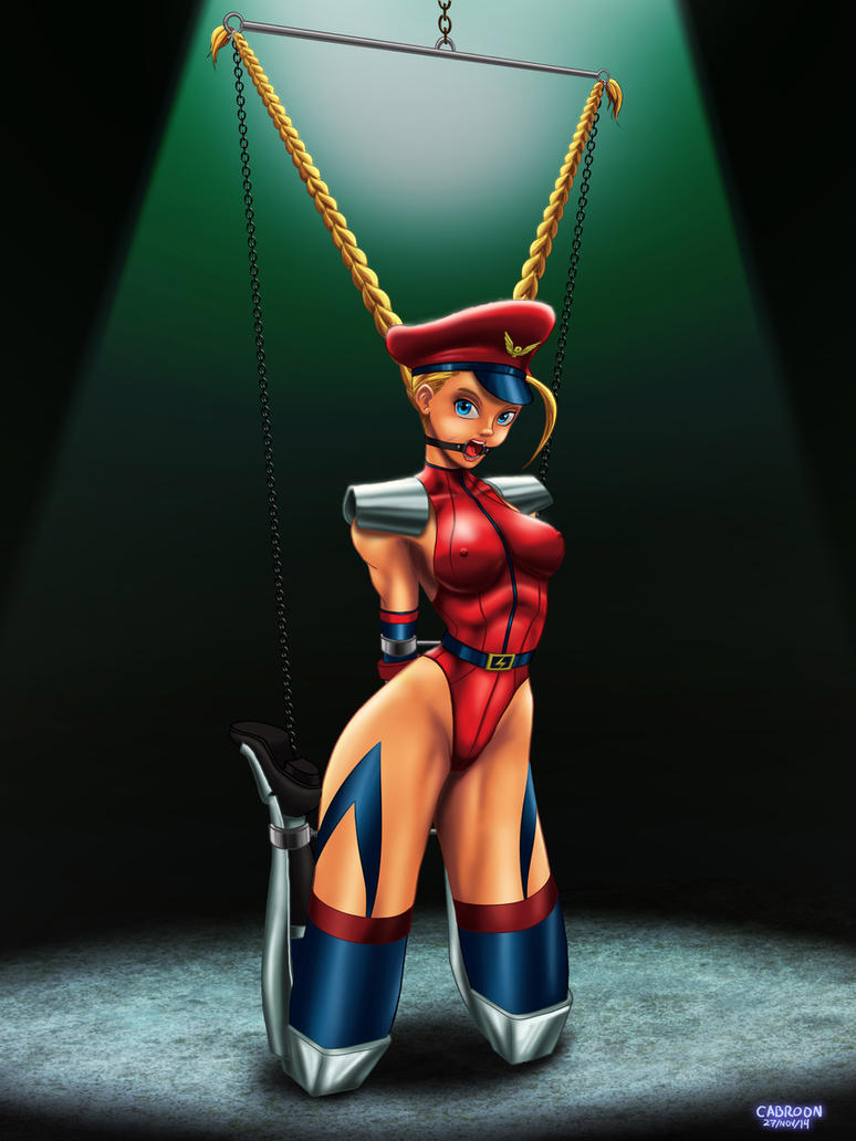 Shadaloo by cabroon