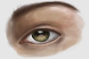 The eye by afordite