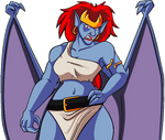 .:Demona:. by TeaNorthLight
