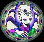 COMM: Invidan Badge by TeaNorthLight