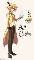 Gravity Falls: Bill Cipher