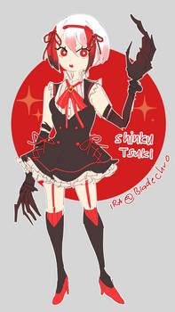 [OC] Tsuki
