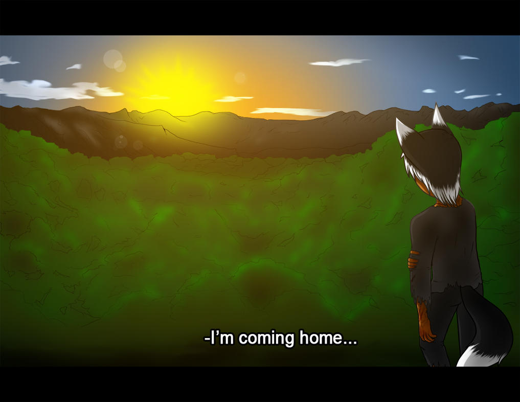 I 39 m coming home by kitsuguardian on deviantart for Home by m