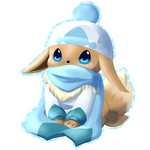 Eevee Charms: Glaceon