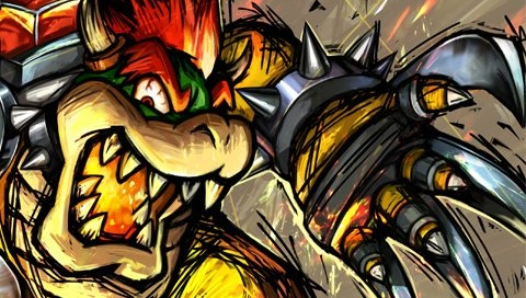 Psp wallpapers favourites by fishcycle on deviantart chel nak 42 34 psp wallpaper bowser themed by reigi voltagebd Gallery