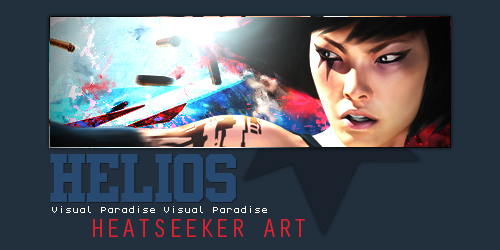 Mirrors Edge Sig by xDbzx