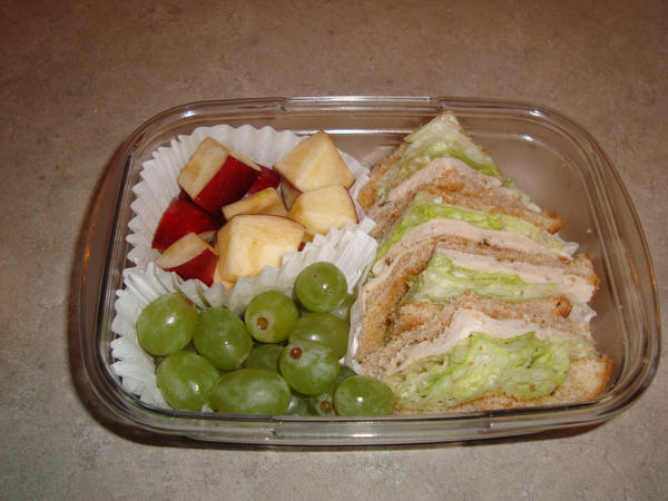 Bento Day 2 by AtticusBlackwolf