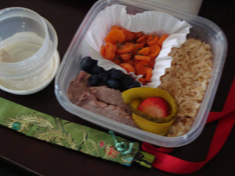carrots and PotRoast