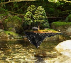 Island bonsai