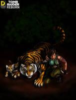 Nature Protector (Tomb Rider Reborn Contest)