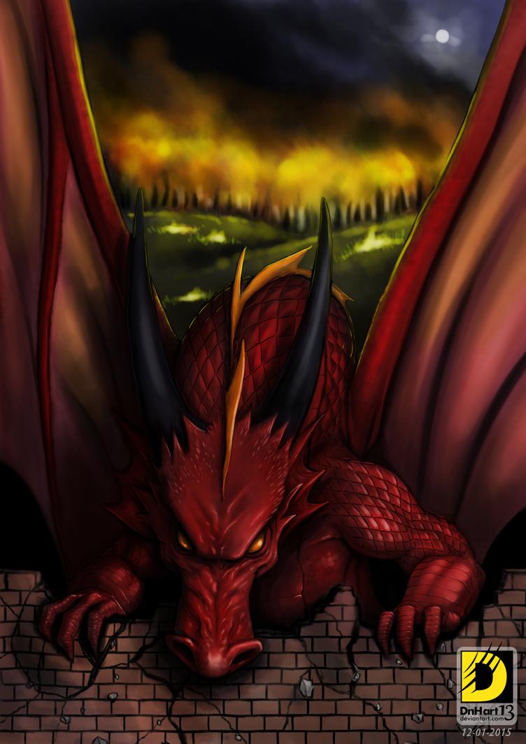 Dragon Breach by dnhart13