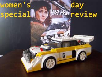 Michele Mouton (AutoSkunk review)