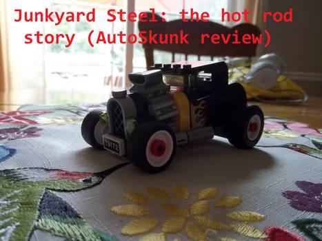 Junkyard Steel: the hot rod story (AutoSkunk revie