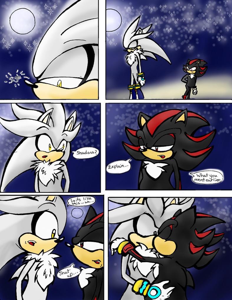 Shadow X Sonic Mpreg Captured Pg 52 ...