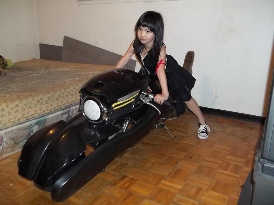 Tifa Lockhart with Fenrir 1 by 310322094