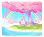 C: Yamio, Dreamtime Isle (SPEEDPAINT)