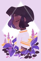Flower Kid by ieafy